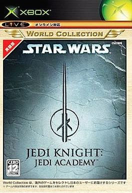 Image 1 for Star Wars Jedi Knight: Jedi Academy (Xbox World Collection)