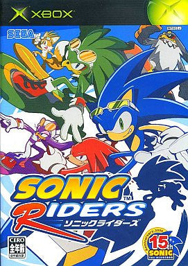 Image 1 for Sonic Riders