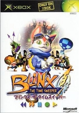 Image for Blinx - The Time Sweeper