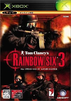 Image for Tom Clancy's Rainbow Six 3