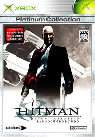 Image for Hitman: Silent Assassin (Platinum Collection)