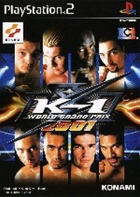 Image 2 for K-1 World Grand Prix 2001