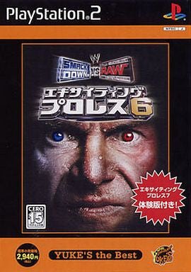 Image 2 for Exciting Pro Wrestling 6: SmackDown! vs. Raw (Yuke's the Best)