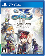 Image for Ys VIII - Lacrimosa of Dana - Falcom Limited