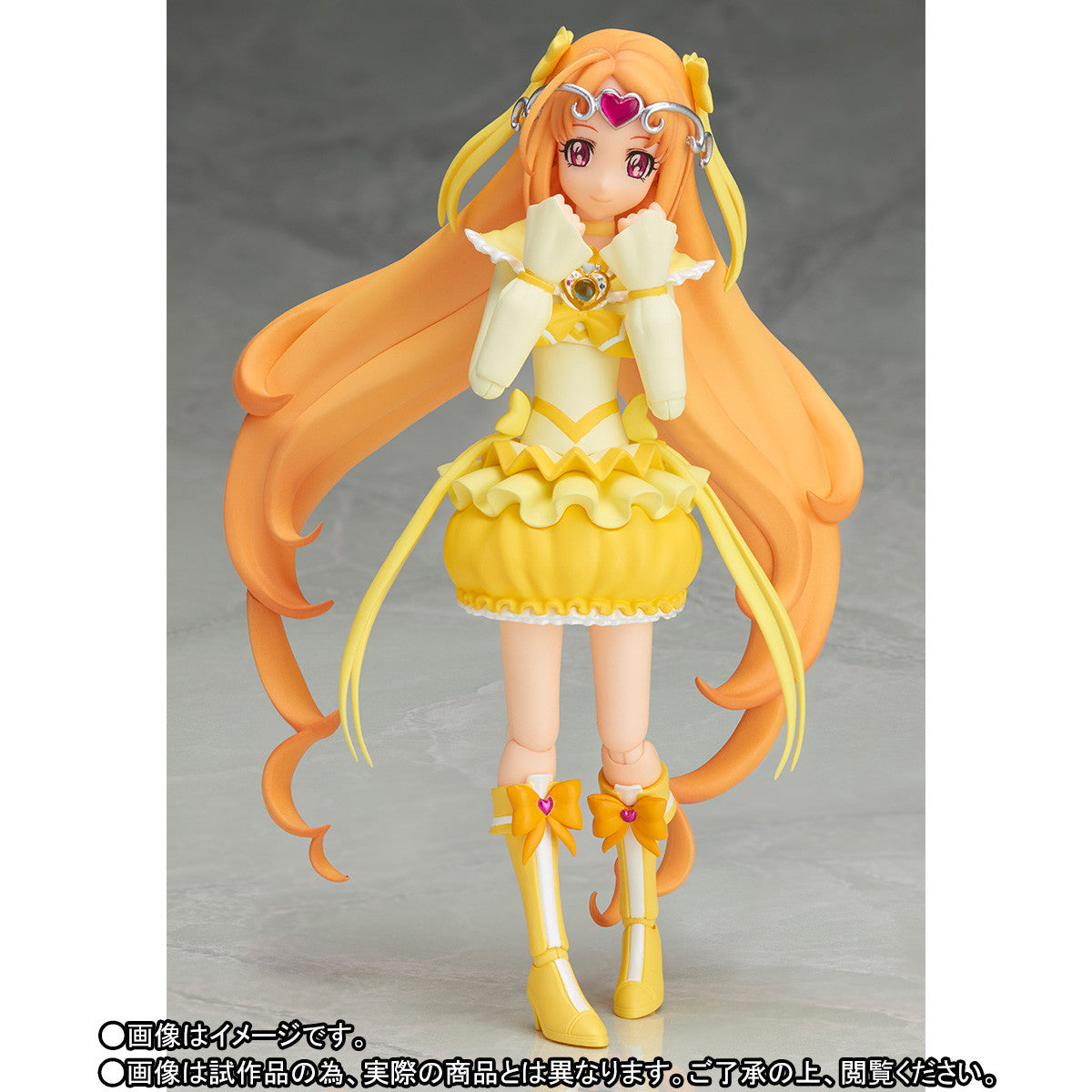 Image 4 for Suite PreCure♪ - Cure Muse - S.H.Figuarts (Bandai)