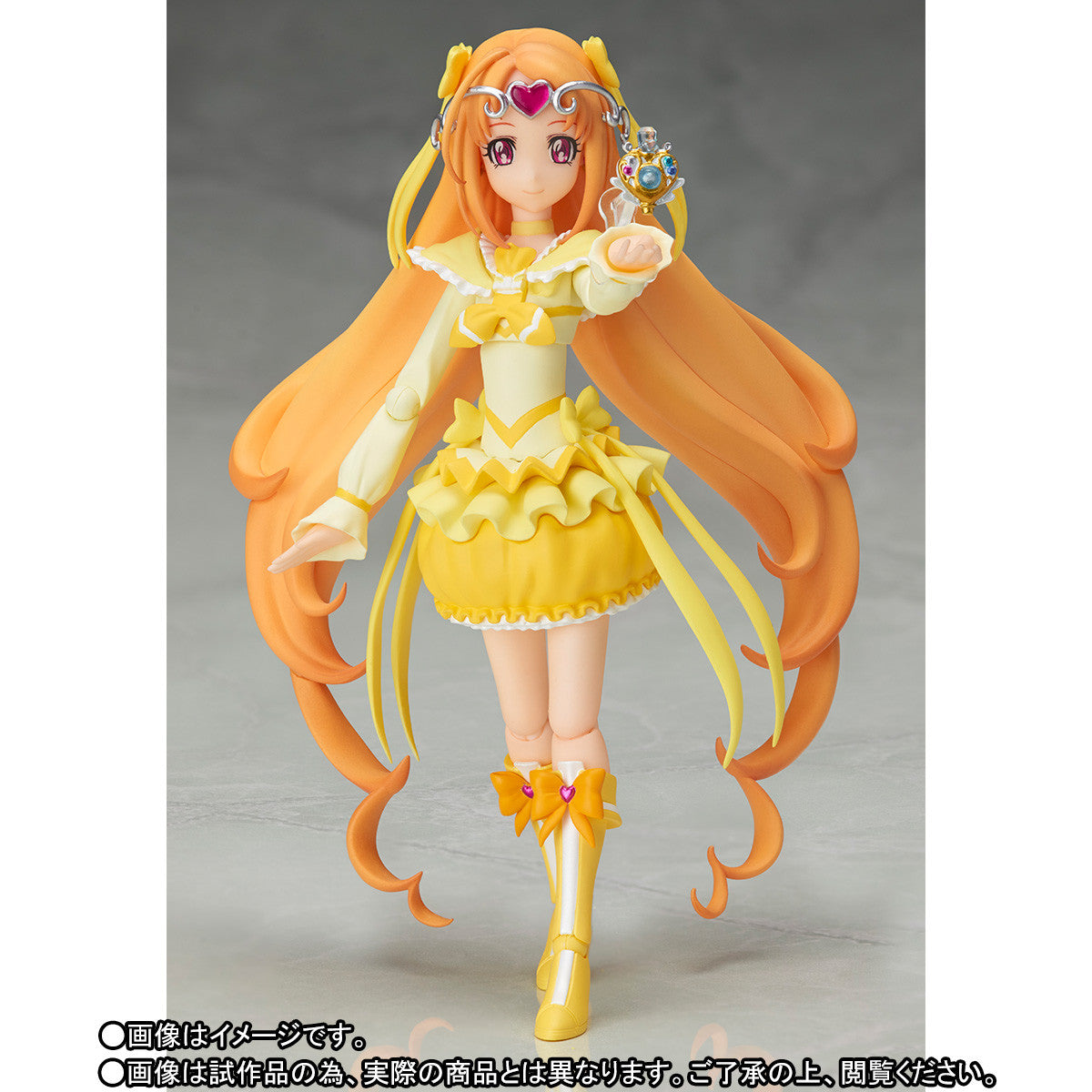 Image 5 for Suite PreCure♪ - Cure Muse - S.H.Figuarts (Bandai)