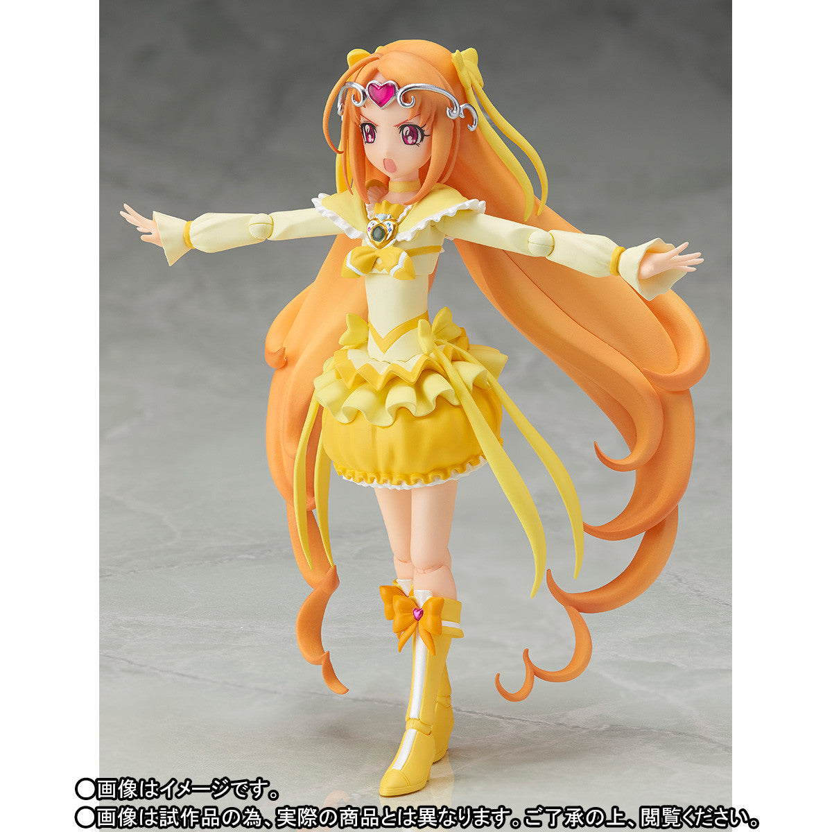 Image 2 for Suite PreCure♪ - Cure Muse - S.H.Figuarts (Bandai)
