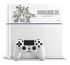 Image 2 for Playstation 4 Biohazard Special Pack 500 GB Model (Glacier White)