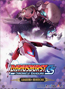 Dariusburst Chronicle Saviours Famitu DX Bundle [Limited Edition]