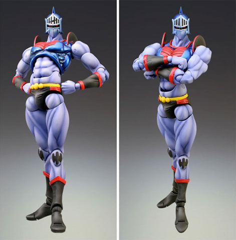 Super Action Statue - Kinnikuman: Robin Mask 1P Color (Blue)
