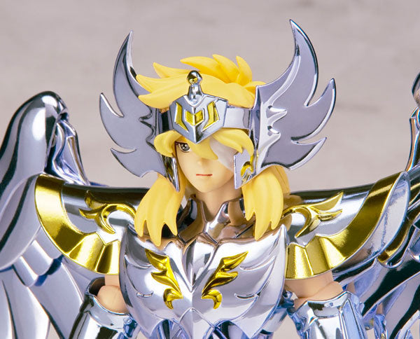 Saint Cloth Myth - Cygnus Hyoga (God Cloth)