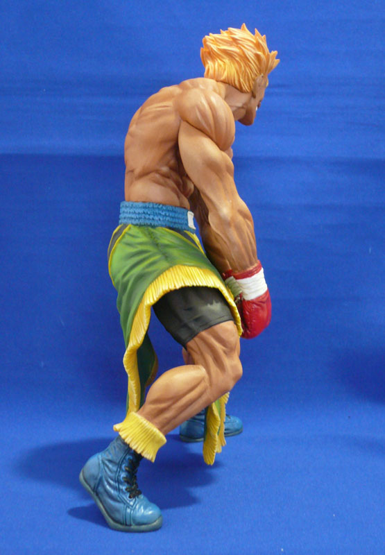 Hajime no Ippo THE FIGHTING! New Challenger - Bryan Hawk Regular Edition Real Figure