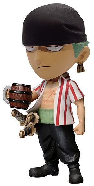 Bobbing Head ONE PIECE Series - Roronoa Zoro Bandanna ver.