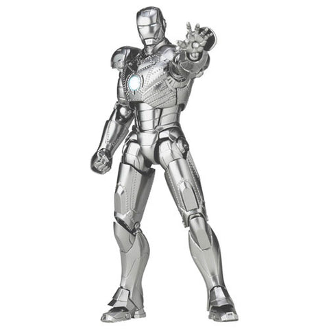 "SCI-FI Revoltech Series No.035 ""Iron Man"" Mark II"