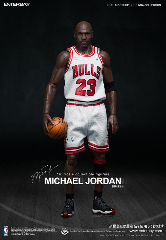 timeless design 82a30 0cbfb 1/6 Real Masterpiece Collectible Figure/ Michael Jordan