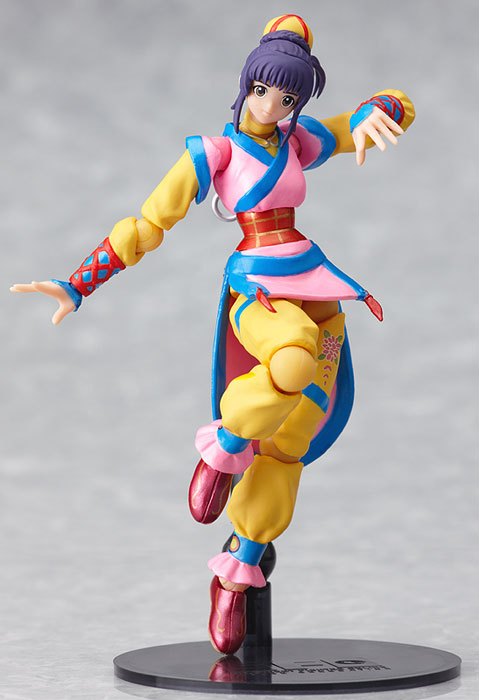 Revoltech SFO - Teiran (Street Fighter Online Mouse Generation)