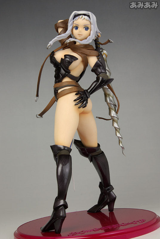 "Excellent Model CORE - Queen's Blade P-8 Exiled Warrior ""Leina"" 2P Color Ver. 1/8"