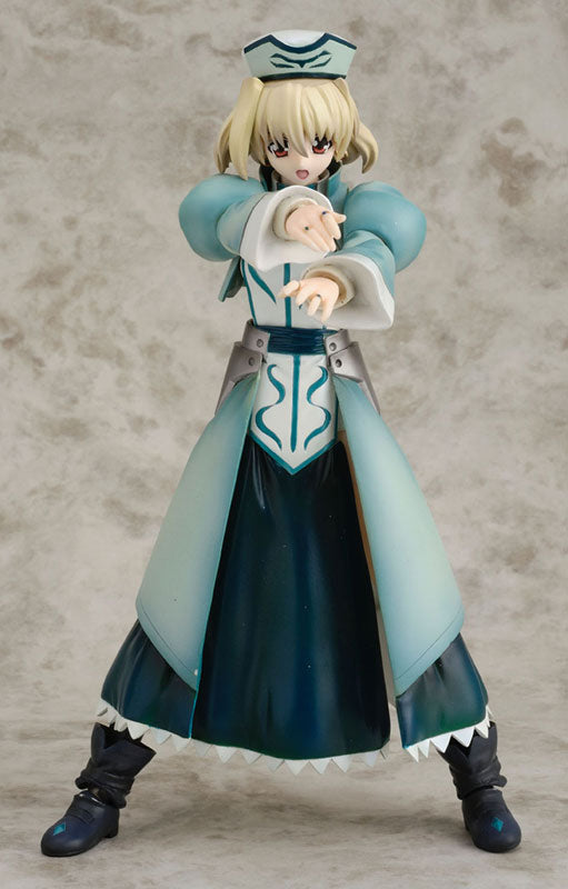 Gutto-kuru Figure Collection Part.11 Magical Girl Lyrical Nanoha StrikerS: Shamal
