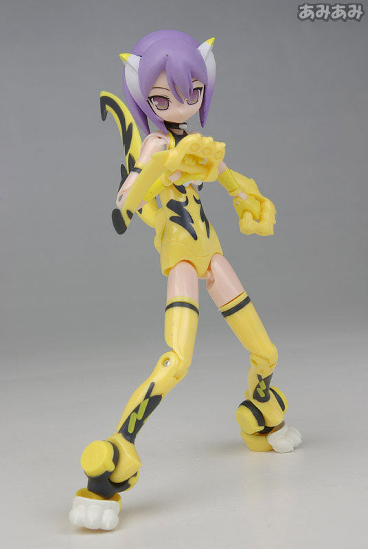 Busou Shinki Light Armor - Ferret Type MMS Partio