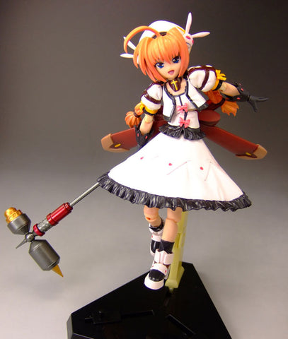 Gutto-kuru Figure Collection Part.07 Magical Girl Lyrical Nanoha StrikerS: Vita Unison Ver.