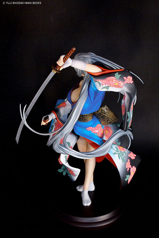 Ikkitousen - Shiryuu Chou'un Comic Vol.14 Illustration Ver. Souten (Blue) 1/6