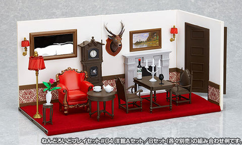 Nendoroid Play Set #04 Western Set B (Door Side)