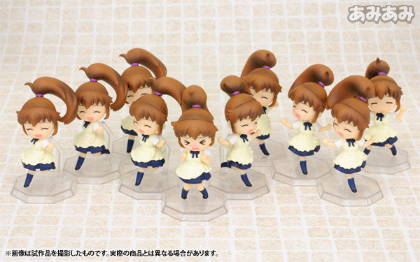Chara Many Series WORKING!! - Forward! Popura Taneshima Corps Set vol.2 - 10 Set