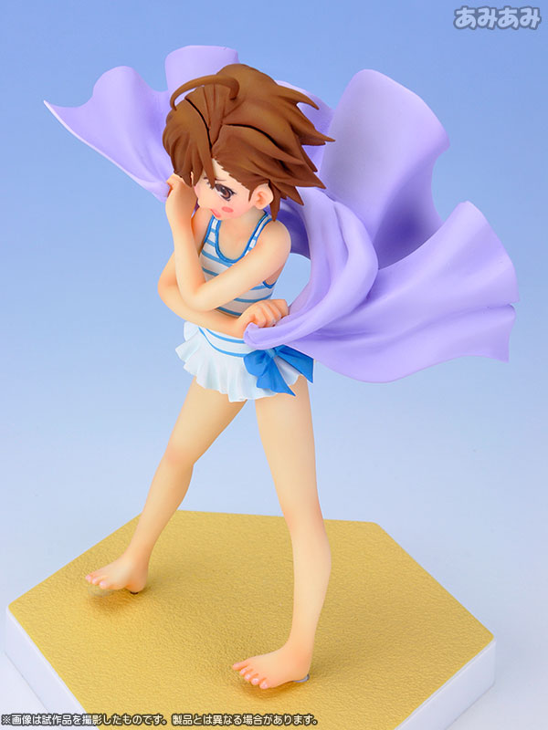 To Aru Kagaku no Railgun - Last Order - Beach Queens - 1/10 - Swimsuit ver., Electric Sisters (Wave)