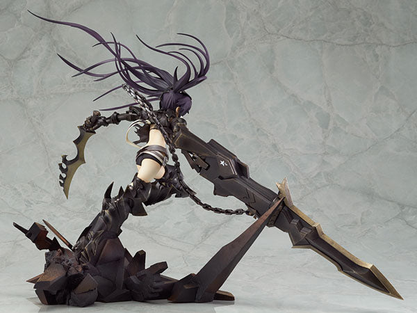 Black ★ Rock Shooter - Insane Black ★ Rock Shooter - 1/8 - TV Animation ver. (Good Smile Company)