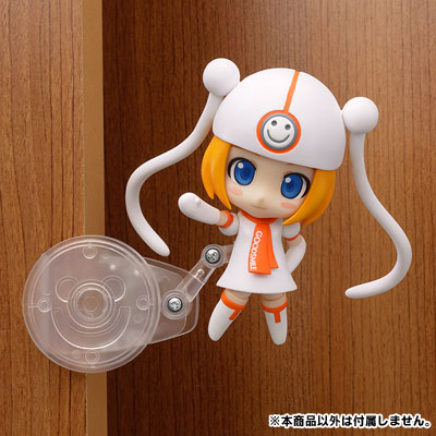 Nendoroid More - Clip 1.5 (Crystal Clear)