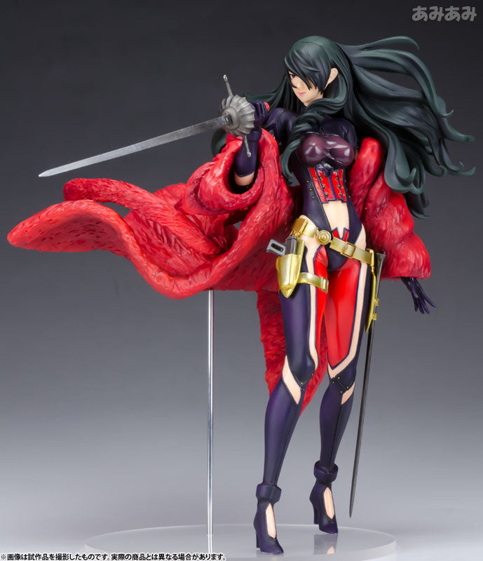 Persona 4: The Ultimate in Mayonaka Arena - Kirijou Mitsuru - Dwell - 1/7 - BlazBlue color ver. (Vertex) Special Offer