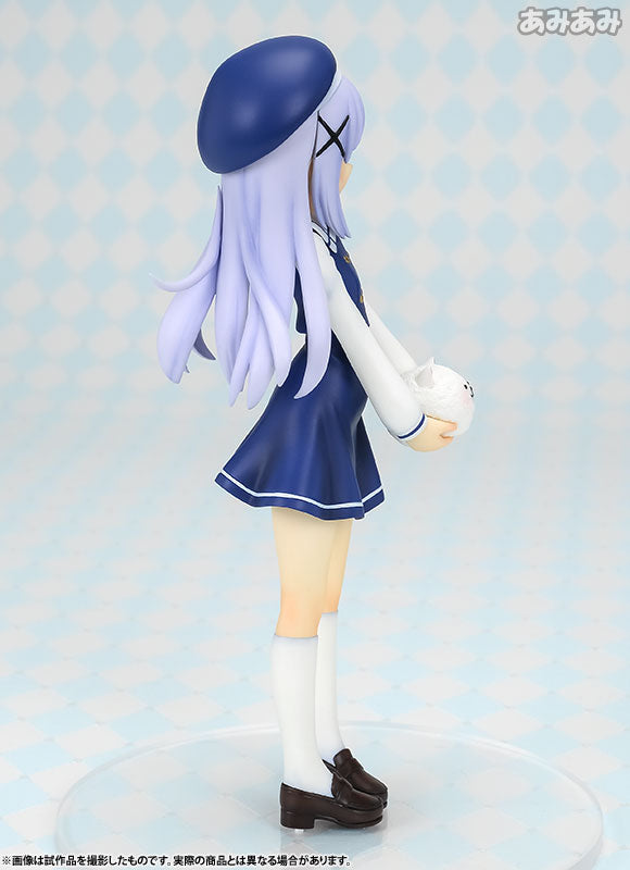 Is the order a rabbit? - Chino Winter Uniform Limited Edition 1/7