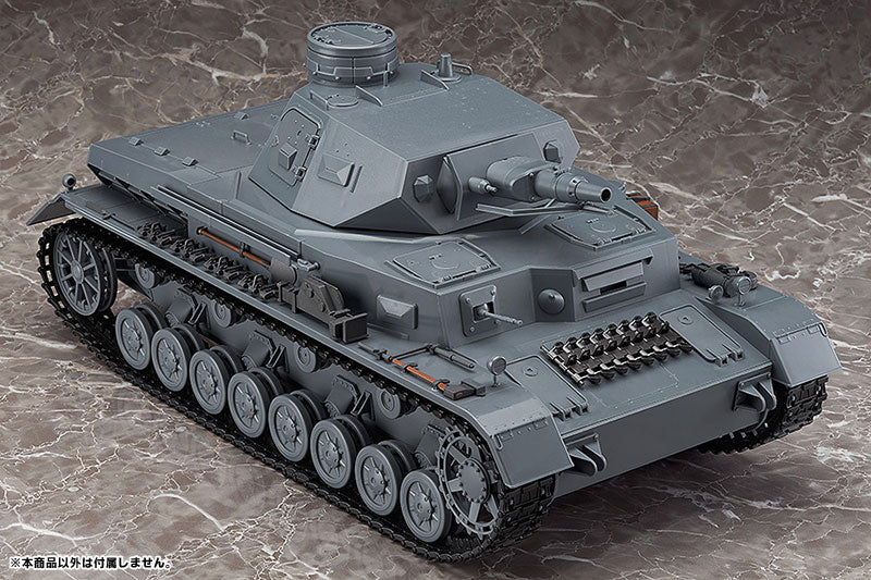 Panzer IV Figma Vehicle | Girls und Panzer | Solaris Japan