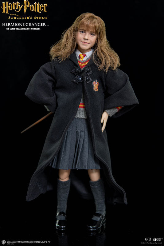 Harry Potter and the Philosopher's Stone - Hermione Granger - My Favourite Movie Series SA0004 - 1/6 (Star Ace, X-Plus)