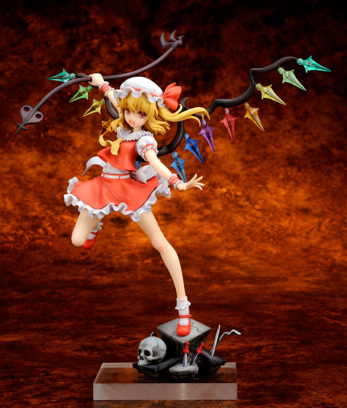 "Image 1 for Touhou Project ""Sister of the Devil"" Flandre Scarlet - 1/8 (Ques Q)"