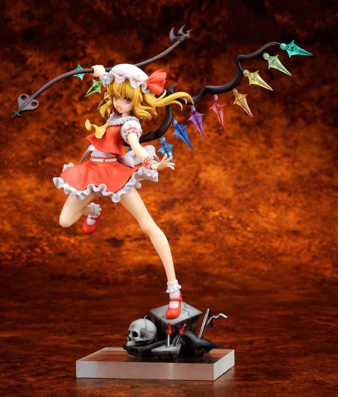 "Image 2 for Touhou Project ""Sister of the Devil"" Flandre Scarlet - 1/8 (Ques Q)"