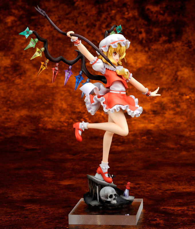 "Image 3 for Touhou Project ""Sister of the Devil"" Flandre Scarlet - 1/8 (Ques Q)"