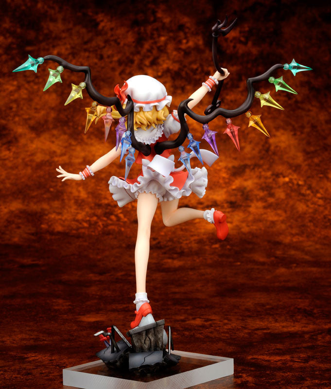 "Image 5 for Touhou Project ""Sister of the Devil"" Flandre Scarlet - 1/8 (Ques Q)"