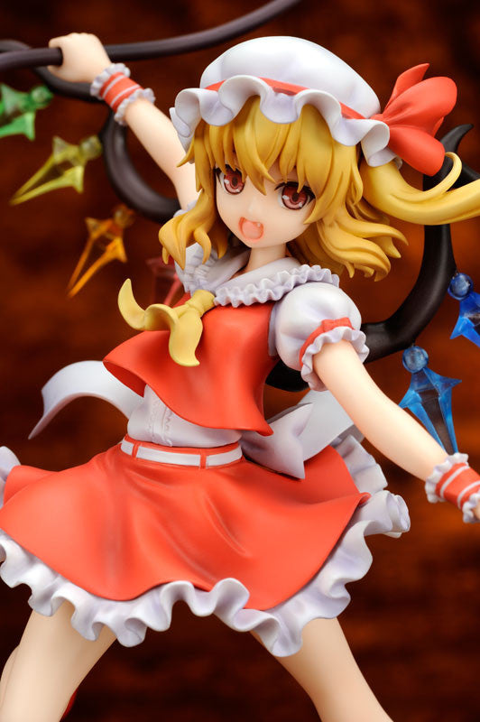 "Image 4 for Touhou Project ""Sister of the Devil"" Flandre Scarlet - 1/8 (Ques Q)"