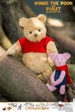 "Movie Masterpiece ""Christopher Robin"" Pooh & Piglet (2Item Set)(Provisional Pre-order) - 6"