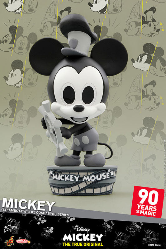 "CosBaby ""Mickey Mouse Screen Debut 90th Anniversary"" [Size S] Mickey Mouse (""Steamboat Willie"" Ver.)"