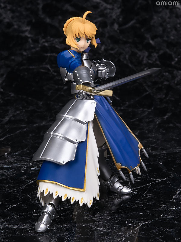figma 227 Fate//stay night Saber 2.0 Figure Max Factory from Japan