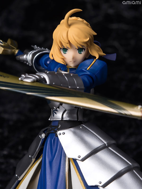 Fate/Stay Night - Saber - Figma #227 - 2.0 2019 re-release (Max Factory)