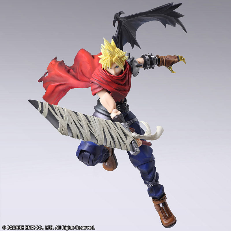 Final Fantasy VII - Cloud Strife - Bring Arts - Another Form Ver. (Square Enix)