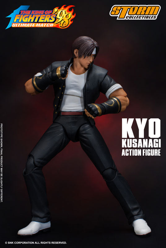 The King of Fighters '98 Ultimate Match - Kusanagi Kyo - 1/12 (Storm Collectibles)