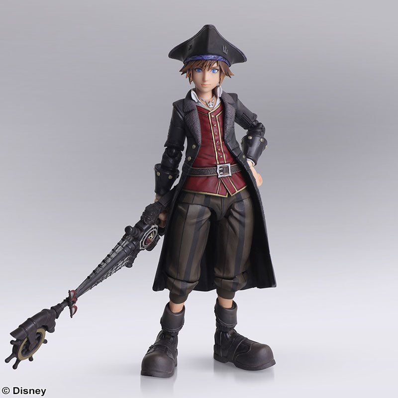 Kingdom Hearts III - Sora - Bring Arts - Pirates of Caribbean ver. (Square Enix)