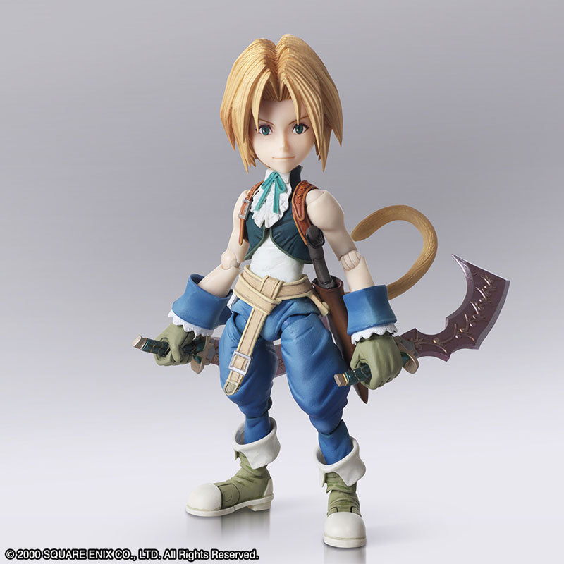 Final Fantasy IX - Zidane Tribal - Bring Arts (Square Enix)