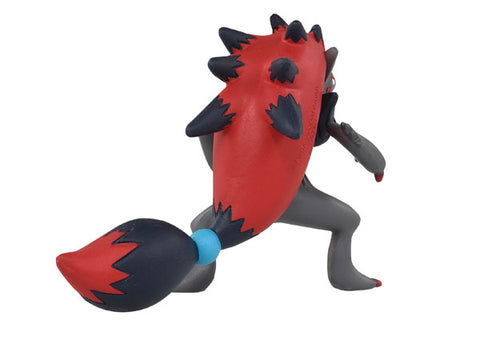 Pocket Monsters - Zoroark - Moncolle - Monster Collection - MS-18 (Takara Tomy)