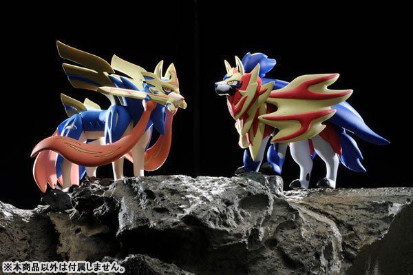 Pocket Monsters - Zacian - Monster Collection - ML-18 (Takara Tomy)