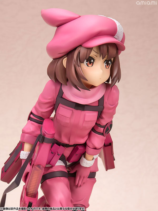 Sword Art Online Alternative Gun Gale Online - LLENN - 1/7 - Desert Bullet Ver. (PLUM)